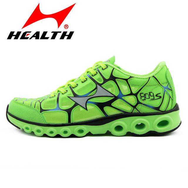 100% Genuine 2015 Jogging Shoes men running shoes,lightweight breathable outdoor sport shoes, male Marathon Shoes free shipping