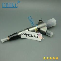 ERIKC 0445120213 wspólne wtryskiwacz szynowy 0 445 120 213 Auto wtryskiwacza paliwa do diesla dla WEICHAI 612600080924 61260008061 0445 120 213