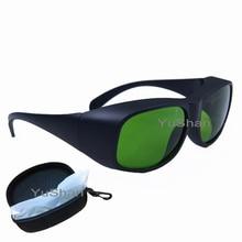 نظارة نظّارة واقية من الليزر متعددة الطول الموجي من ADY 755 & 808 & 1064nm Nd: yag نظارات أمان ليزر