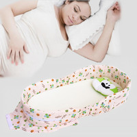 Portable multifunctional crib newborn bed in bed travel bed portable bed baby cotton game bed