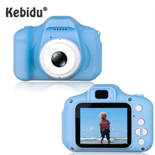 Kebidu Children Mini Cute Digital Camera Toy Camera 2.0 Inch Take Picture 1080P Vedio Children Toys Video Recorder Camcorder