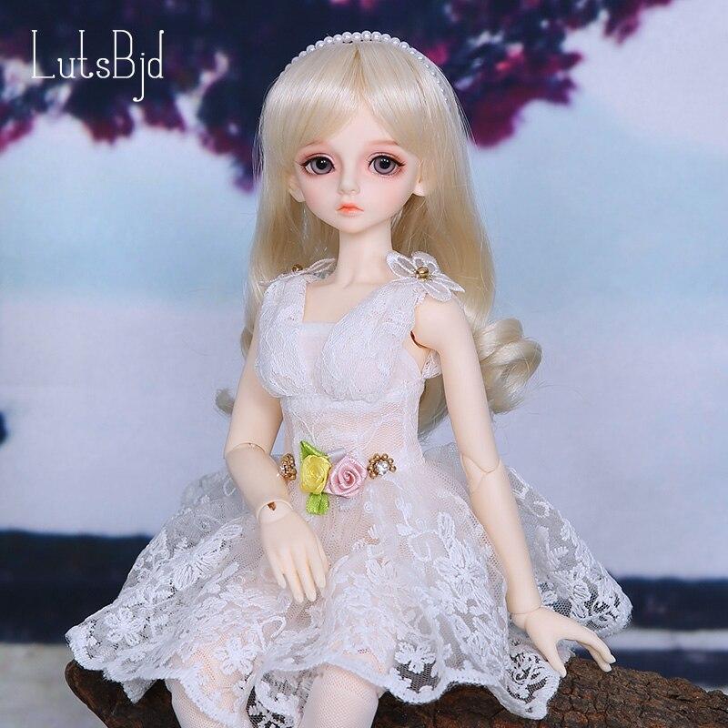 OUENEIFS Luts Bory 1 4 BJD SD Dolls Resin Body Model Girls Optional Fullset Toy Gifts