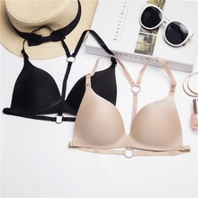 2019 Push Up Bra Women Sexy Seamless Bras Summer Beauty Back Fashion Female Lingerie