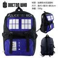 Hot Sale TV series Doctor Who Waterproof Laptop Backpack/Double-Shoulder Bag/School Bag