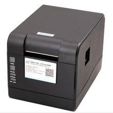 2015 nueva alta calidad original XP-233B código de barras térmica impresora de código Qr de la no sequedad etiqueta impresora