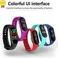 Reloj inteligente Монитор артериального давления пульса умный Браслет фитнес-трекер для Android IOS xiaomi Samsung phone