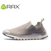 RAX Men Women Outdoor Sports Shoes Breathable Walking Shoes Men Light-Weight Sneakers Women Jogging Camping Fast Walking Shoes