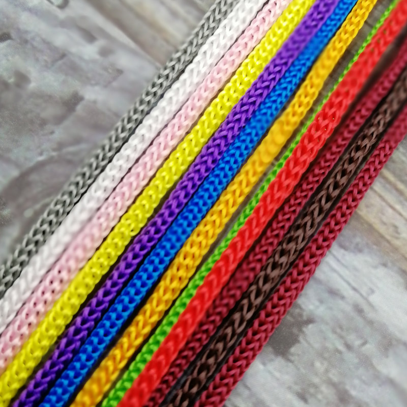 Wholesale 10M Dia.3mm Strand Core Paracord Bracelet Lanyard Camping Rope Clothesline Survival Parachute Cord(China)