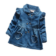 infant coat fleece thicken warm winter baby girl sweater