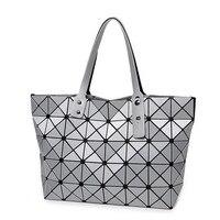 Realer Brand 2016 Hot Sale Fashion Women Bag Geometric Rhombus Ladies Bags Popular Women Bao Bao