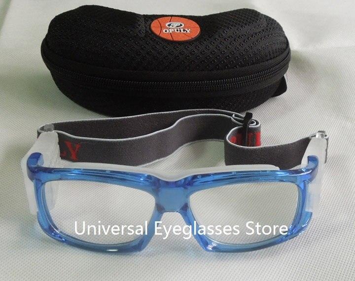 Hommes femmes tennis football de basket-ball de sport lunettes lunettes  cadre de protection lunettes, avec le cas eaf9d4b52807