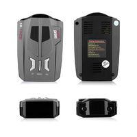 V9 Car Trucker Speed 360 Degrees Vehicle Radar Detector Voice Alert Warning 16 Band Auto LED Display English / Russian version Radar Detectors     -