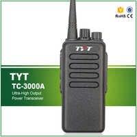 Livraison gratuite TYT TC-3000A VHF 10 W Max longue Distance professionnel émetteur bidirectionnel