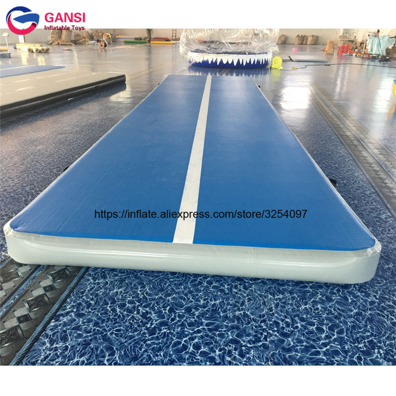 8*2*0.2 Hot sale inflatable gymnastics air floor / Inflatable tumble on