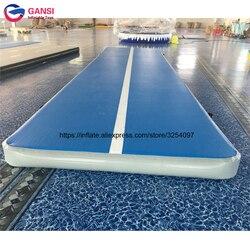 8*2*0.2 vendita Calda gonfiabile ginnastica aria pavimento/Gonfiabile tumble mats/gonfiabile aria stuoie