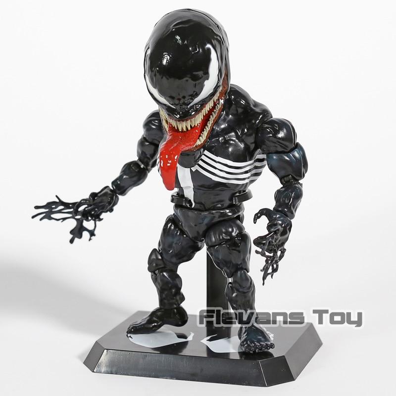"Image 3 - Egg Attack Marvel Venom Edward Eddie Brock 7"" PVC Action Figure Collectible Model ToyAction & Toy Figures   -"