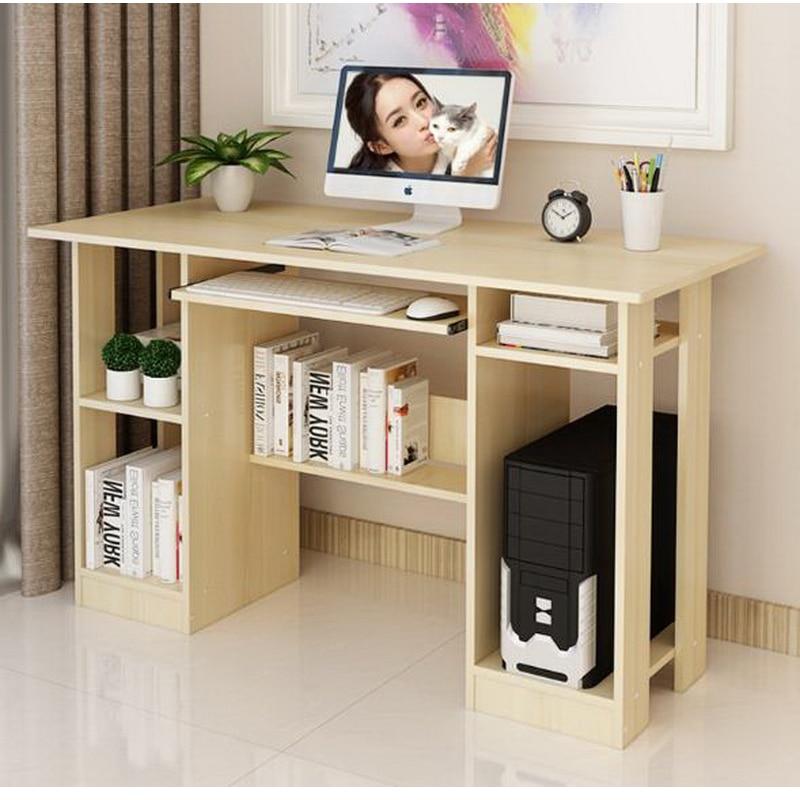 deskmodern minimalist desk desktop computer desk highquality stent structure
