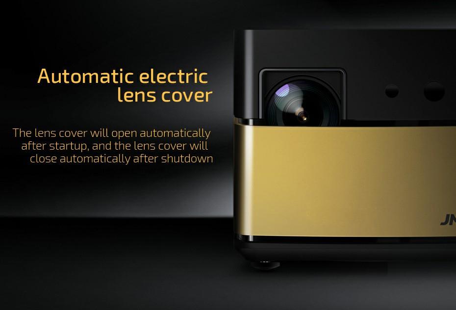 Jmgo V8 Led Projector  (15)