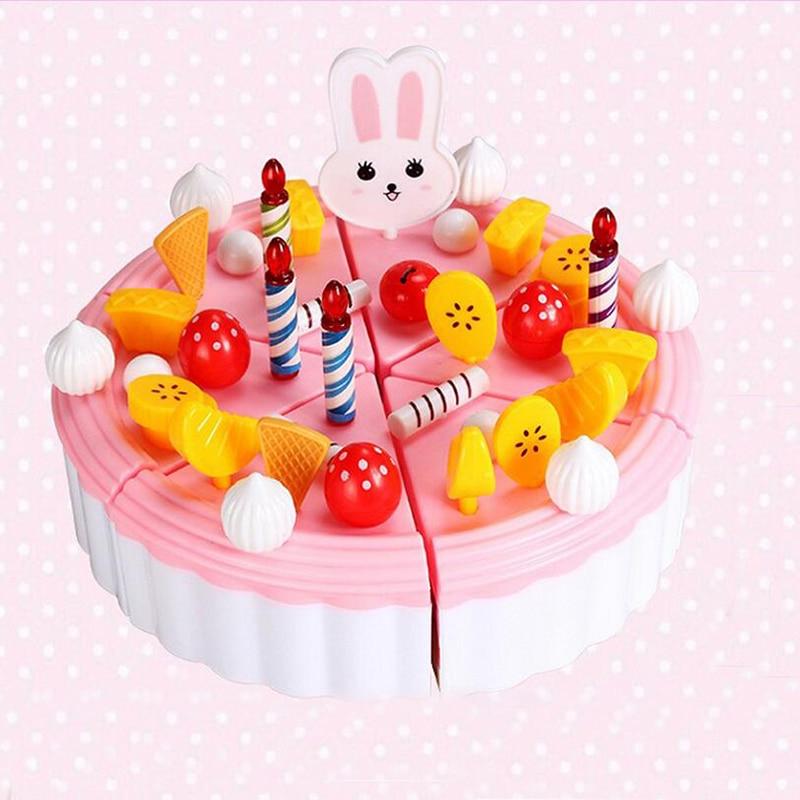 86pcs Birthday Cake DIY Model 3+ Children Kids Ear...