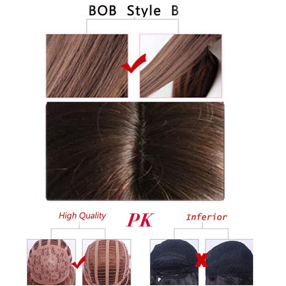 S-noilite-Short-Blonde-Red-Bob-Hair-Wig-Heat-Resistant-Blonde-Synthetic-Wigs-Black-Brown-Women (1)