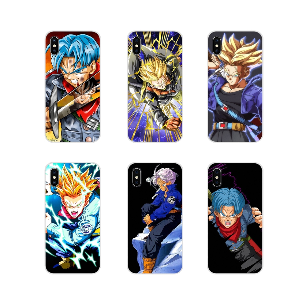 Honest For Samsung Galaxy A5 A6s A7 A8 A9s Star J4 J6 J7 J8 Prime Plus 2018 Accessories Phone Shell Covers Dragon Ball Z Trunks Preventing Hairs From Graying And Helpful To Retain Complexion Half-wrapped Case Phone Bags & Cases