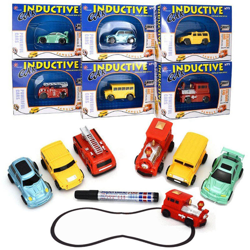 Inductive car - инновационная игрушка в Саянске