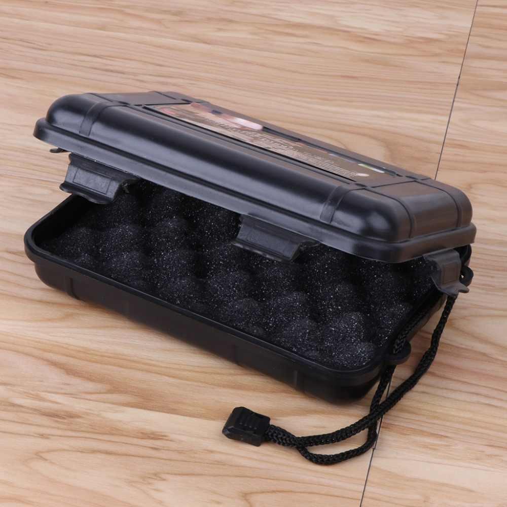 صندوق تخزين السهم مخصصة Broadheads رأس الرماية واقية المحمولة حالة ونغ بو