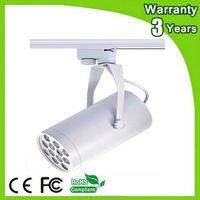 (10PCS/Lot) Epistar Chip 3 Years Warranty CE RoHS 12W Dimmable LED Track Light Spot Bulb Spotlight Rail