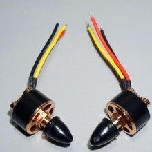 1pc Outer rotor brushless motor DIY micro 1306 airplane model brushless motor 3100KV shaft diameter is 5mm все цены