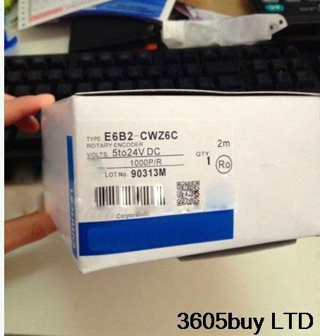 E6B2-CWZ3E 10 p/R Original Encoder