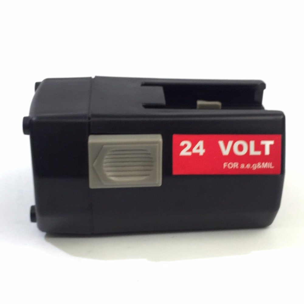 DVISI 24V 3000mAh NI-MH Rechargeable Battery For MILWAUKEE 24V Drill 3.0Ah Heavy Duty MXL24 BXL24 BXS24 4932373560 4932399026 3 6v 2400mah rechargeable battery pack for psp 3000 2000