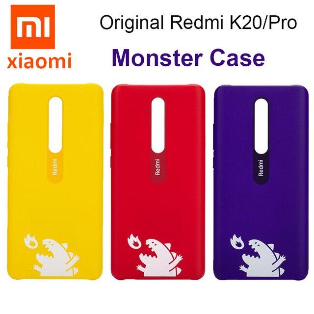 100% המקורי Xiaomi Redmi K20/K20 פרו מקרה קשיח מחשב חזרה כיסוי מעטפת יוקרה ציורי ultra slim דק K20 קאפה מקרה
