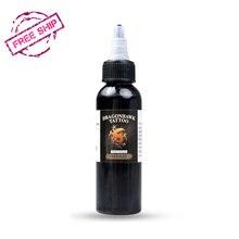 Brazil 2 oz Bottles Dragonhawk Tattoo Ink 1-PACK Black Color  Color Ink