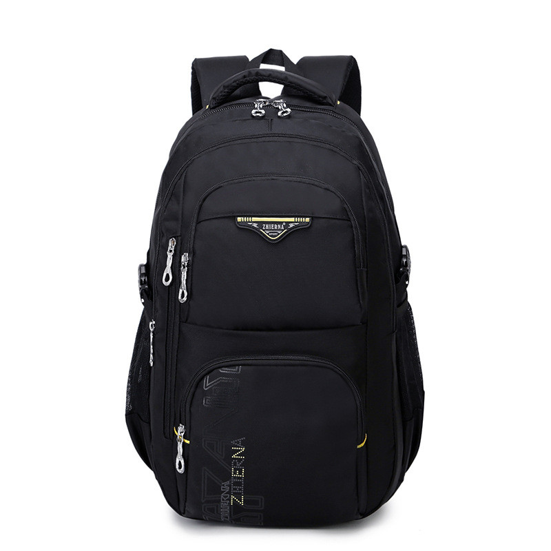 Large Capacity waterproof nylon backpack for men 2018 Fashion Youth Male School Bags For Teenagers Travel laptop backpack large 14 15 inch notebook backpack men s travel backpack waterproof nylon school bags for teenagers casual shoulder male bag