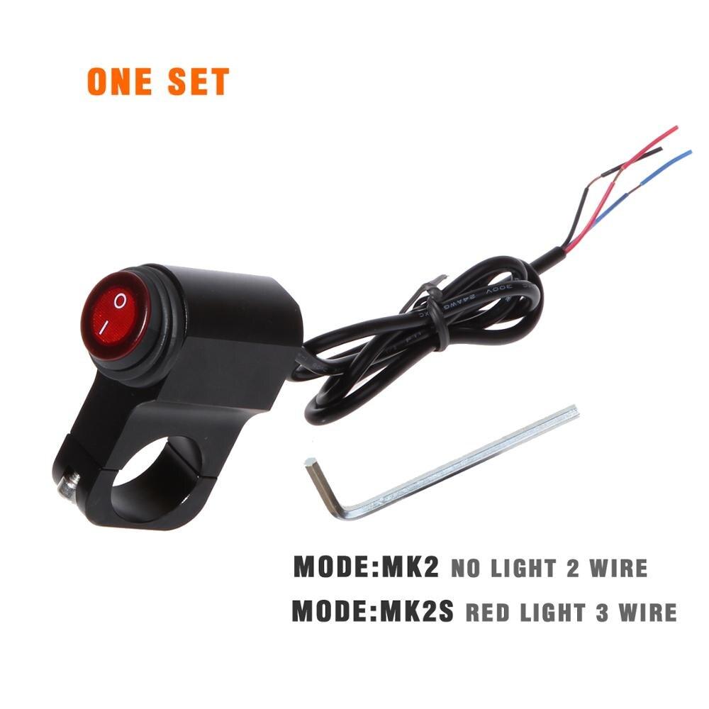 41 MK2 MOTORCYCLE LIGHT SWITCH