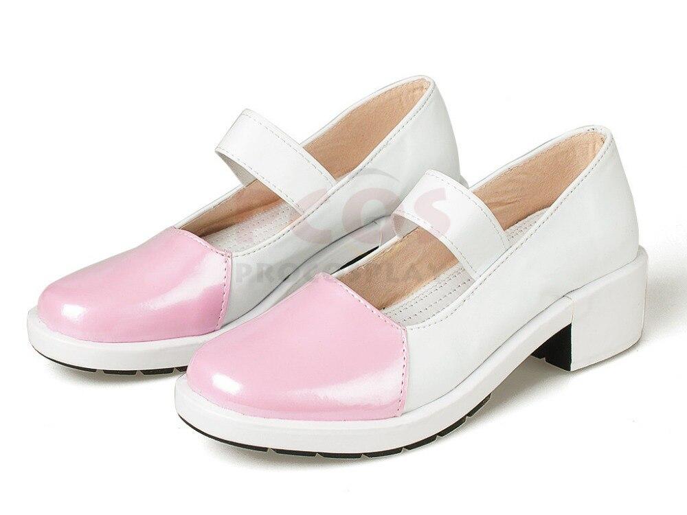 Doki Doki Literature Club Monica Cosplay Shoes