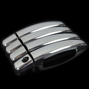 ABS Chromed Front Car Door Operating Handle Cover Car Accessories For Chevrolet Chevy Cruze Hatchback Sedan 2010 2011 2012 2013