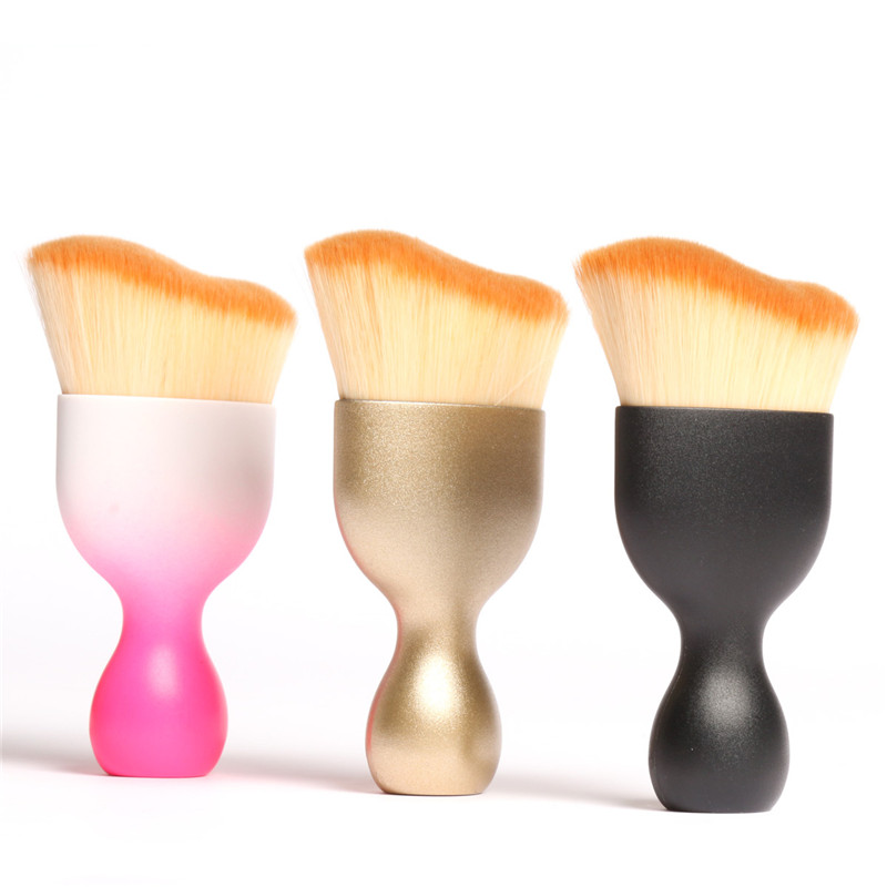 FOCALLURE Contour Foundation Brush BB Cream Makeup Brushes Loose Powder Brush Multifunctional Makeup Brushes 1