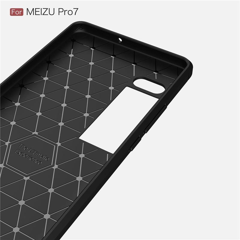 Original MODAZONGYE Soft Case Meizu Pro 7 Case Cover Silicone Back Cover Phone Case For Meizu Pro 7 Pro7 5.2 inch (4)