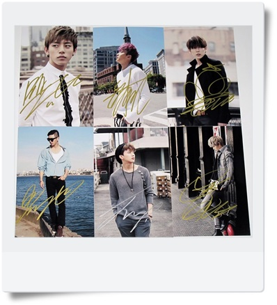BAP B.A.P autographed signed photo 6 photos set 4*6 inches korean freeshipping 2016 A signed apink jeong eun ji autographed original photo 6 inches 6 versions freeshipping 082017b