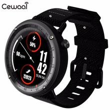 Cewaal L19 intelligent Watch Android 4.4 Waterproof 1.39″ MT2503AV/E BT 3G Wifi GPS SIM For iPhone watch Men Wearable Devices