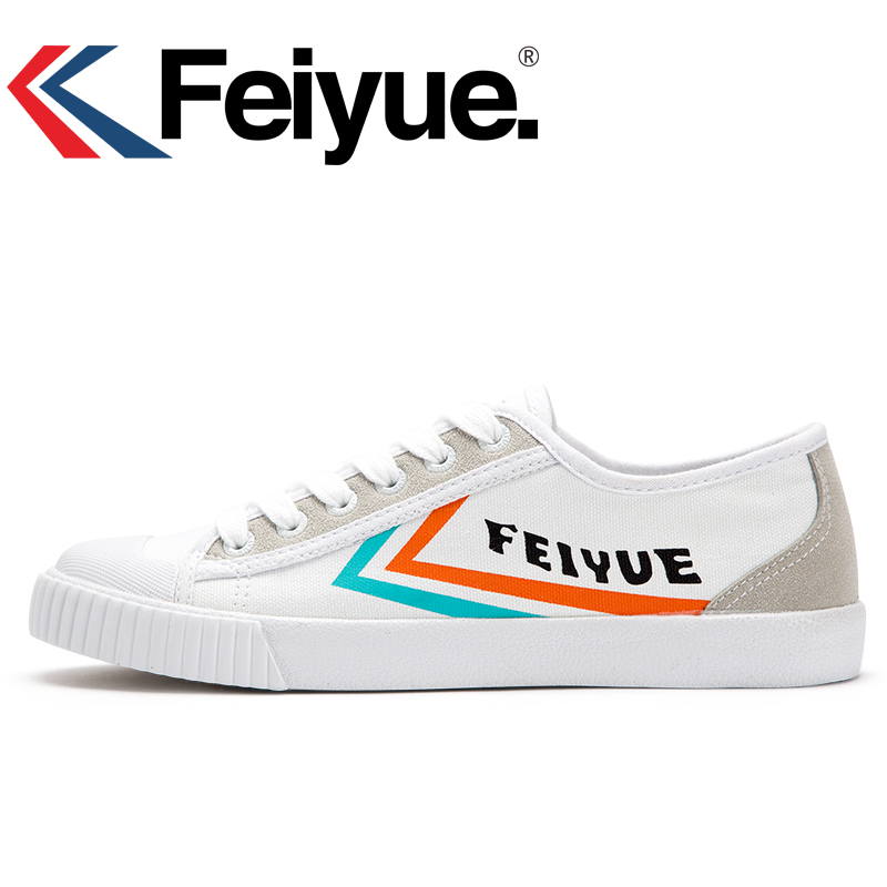 Original New 2017 Feiyue Sneakers Classical Shoes Martial Arts Taichi Taekwondo Wushu Kungfu Soft Comfortable Sneakers