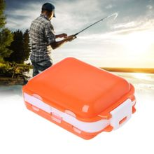 1pc Hot Small Fishing Tool Box Tackle Lure Bait Spoon Hooks Case Accessories Storage