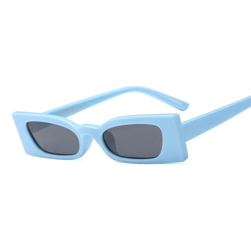 MOLNIYA New Vintage Rechteck Sonnenbrille Frauen Katzenauge Full - Bekleidungszubehör - Foto 3