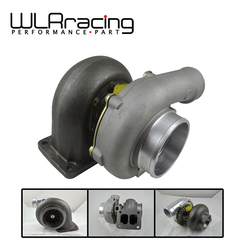 WLR RACING - TURBO T04Z T70 T4 flange A/R 84 A/R 0.70 OIL cold 4 V band TurboCharger T04Z-1 WLR-TURBO40