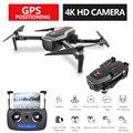 SG906 Profissional GPS 5G Faltbare Drohne mit Kamera 4K WiFi FPV Weitwinkel Optischen Fluss Bürstenlosen RC Quadcopter hubschrauber Spielzeug-in RC-Hubschrauber aus Spielzeug und Hobbys bei
