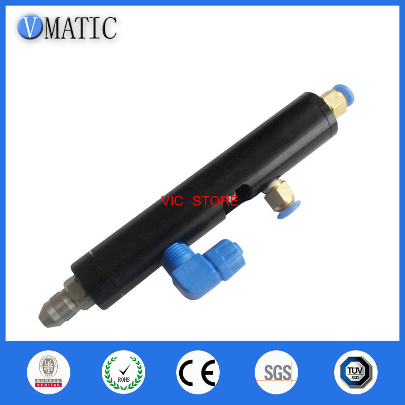 high precision Suck back dispensing valve, glue dispense nozzle FREE SHIPPING with black color цена