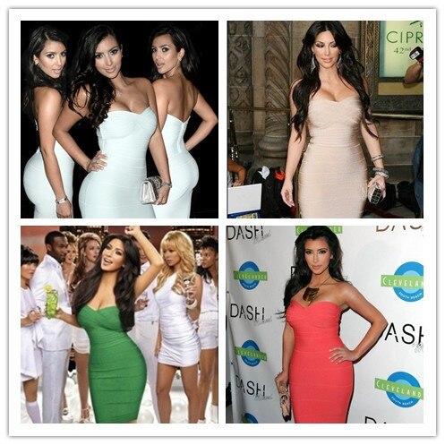 Сексапильные платья 2012