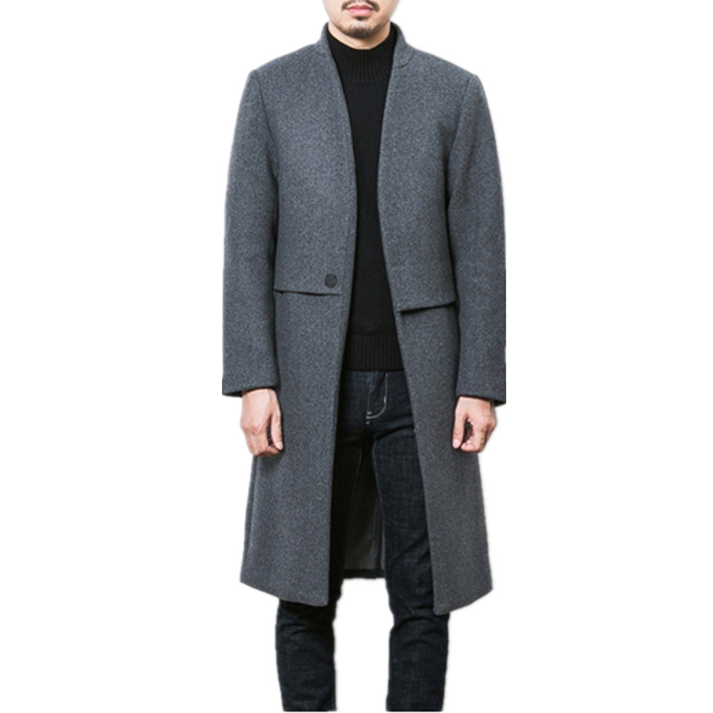 Popular 100% Wool Mens Coat-Buy Cheap 100% Wool Mens Coat lots ...