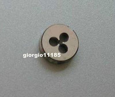 Новый 2 мм 2 х 0.4 Метрическая Левая Рука Die М2 х 0.4 Шаг